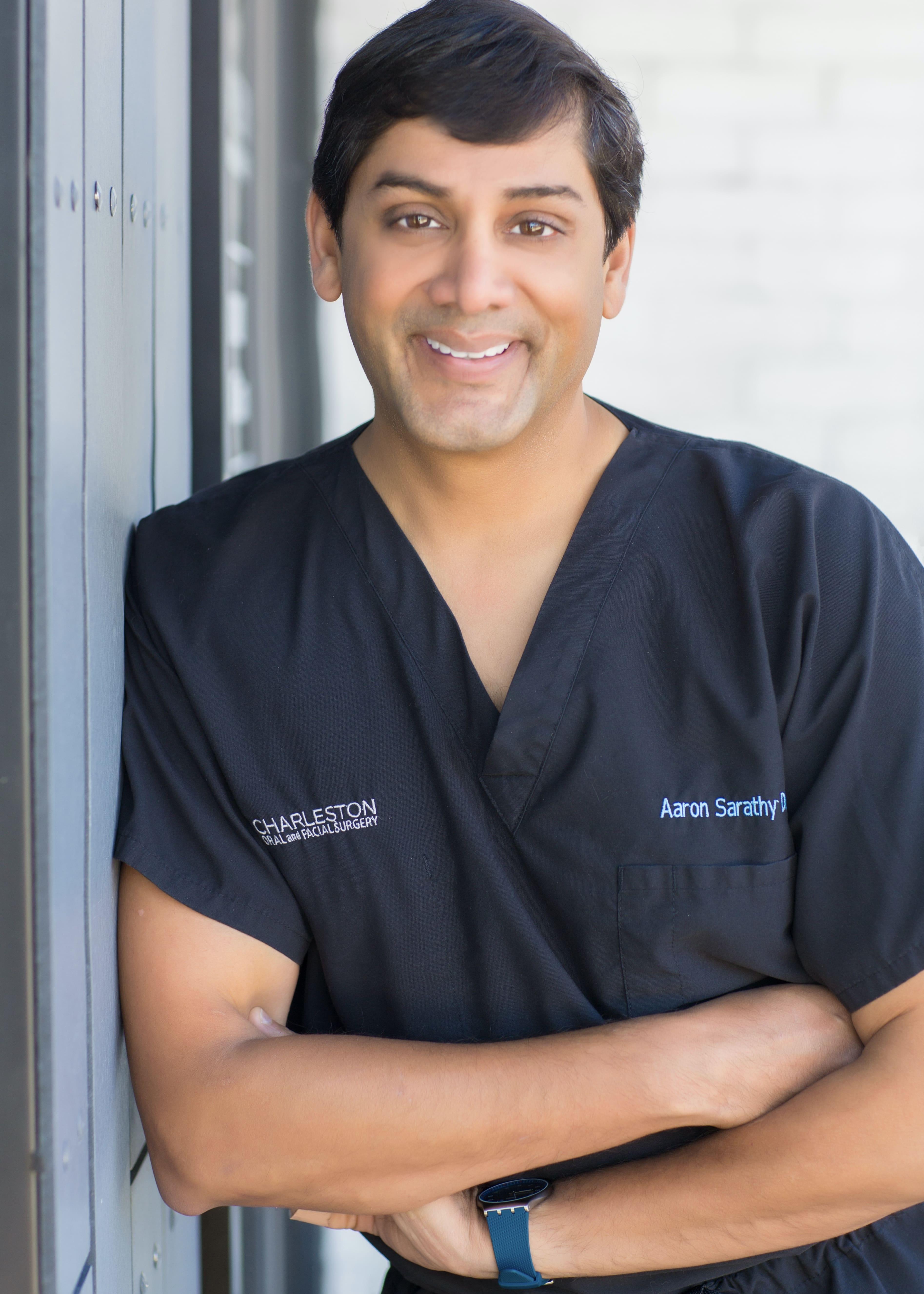 DR AARON SARATHY DMD