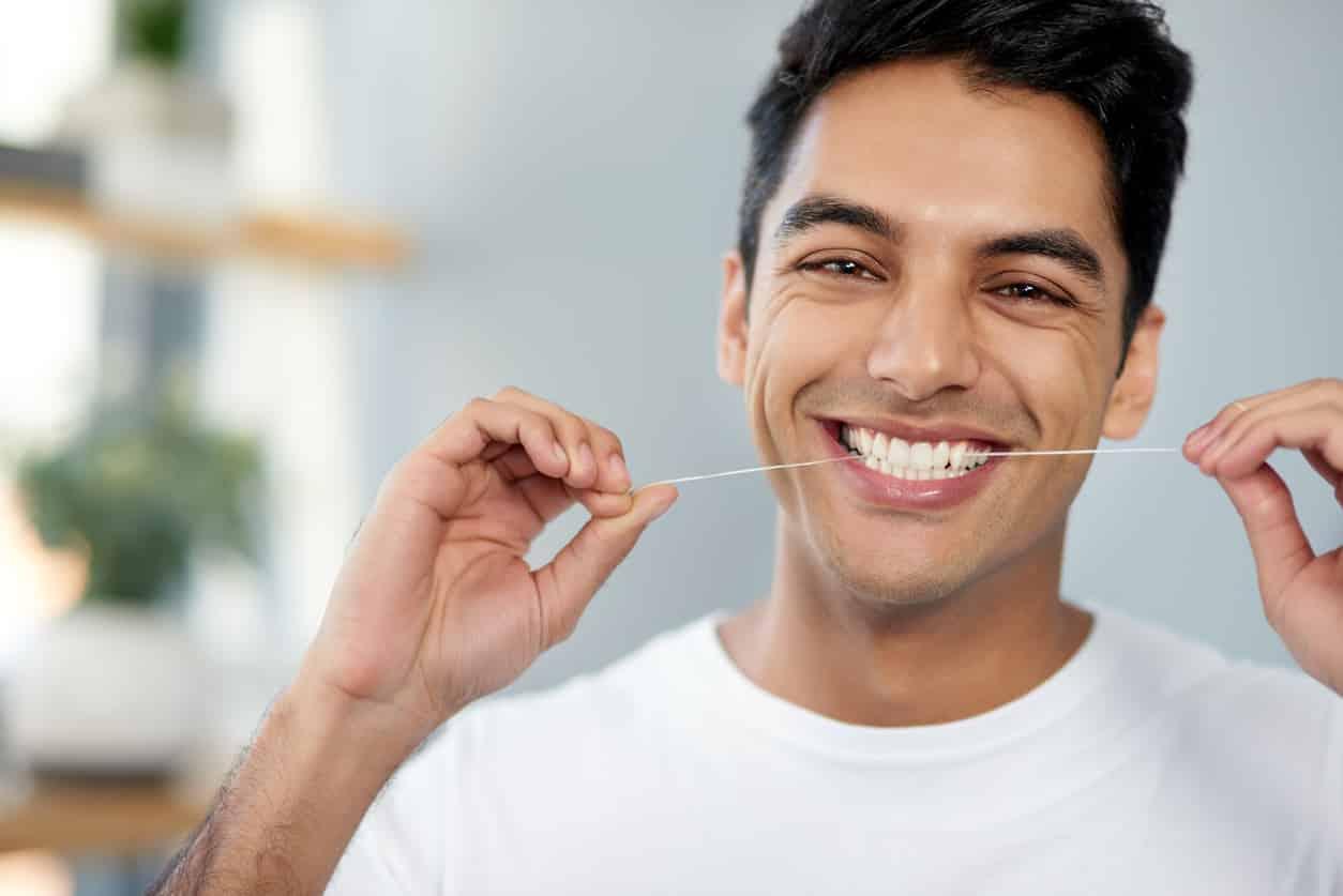 oral hygiene coronoavirus