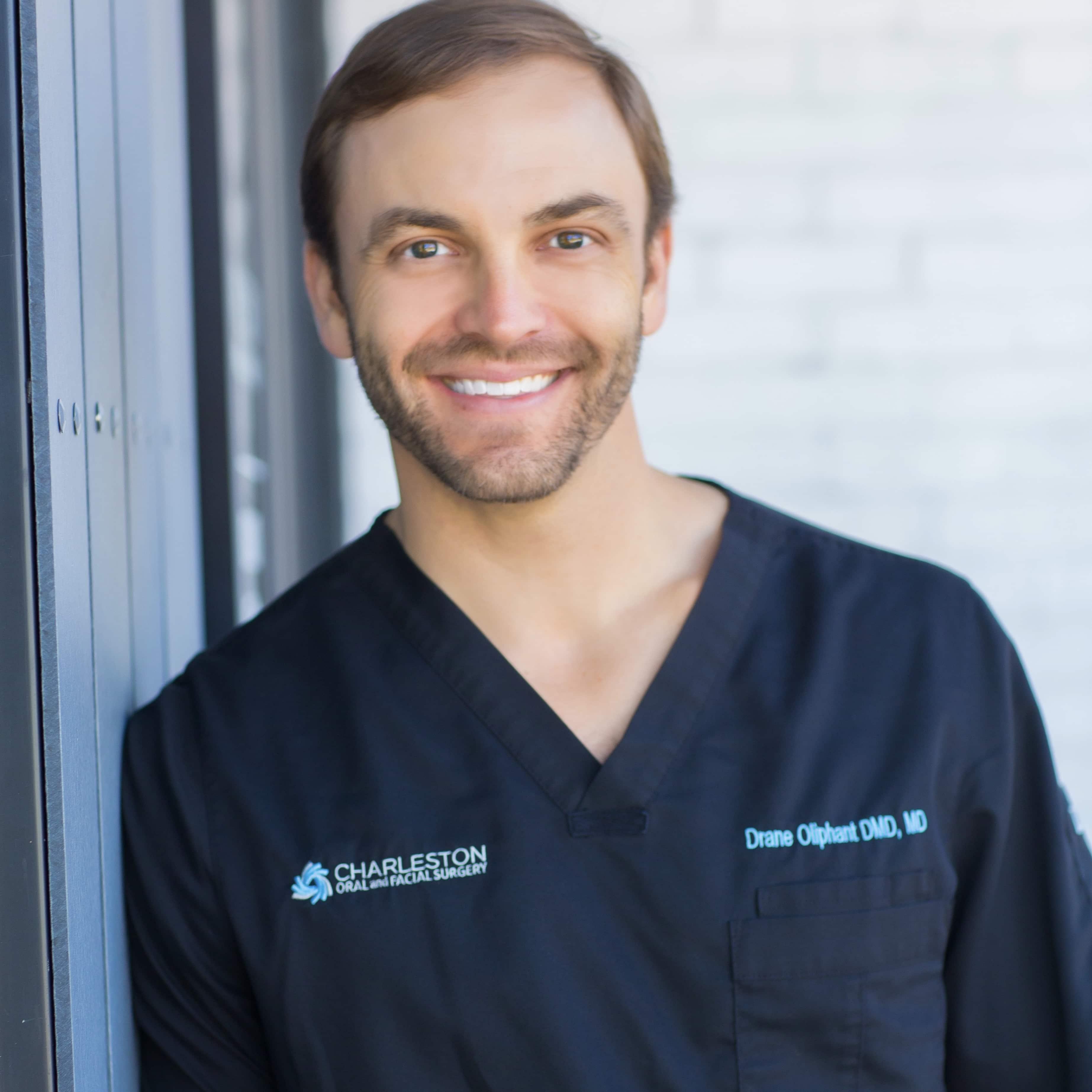 DR. A DRANE OLIPHANT DMD, MD