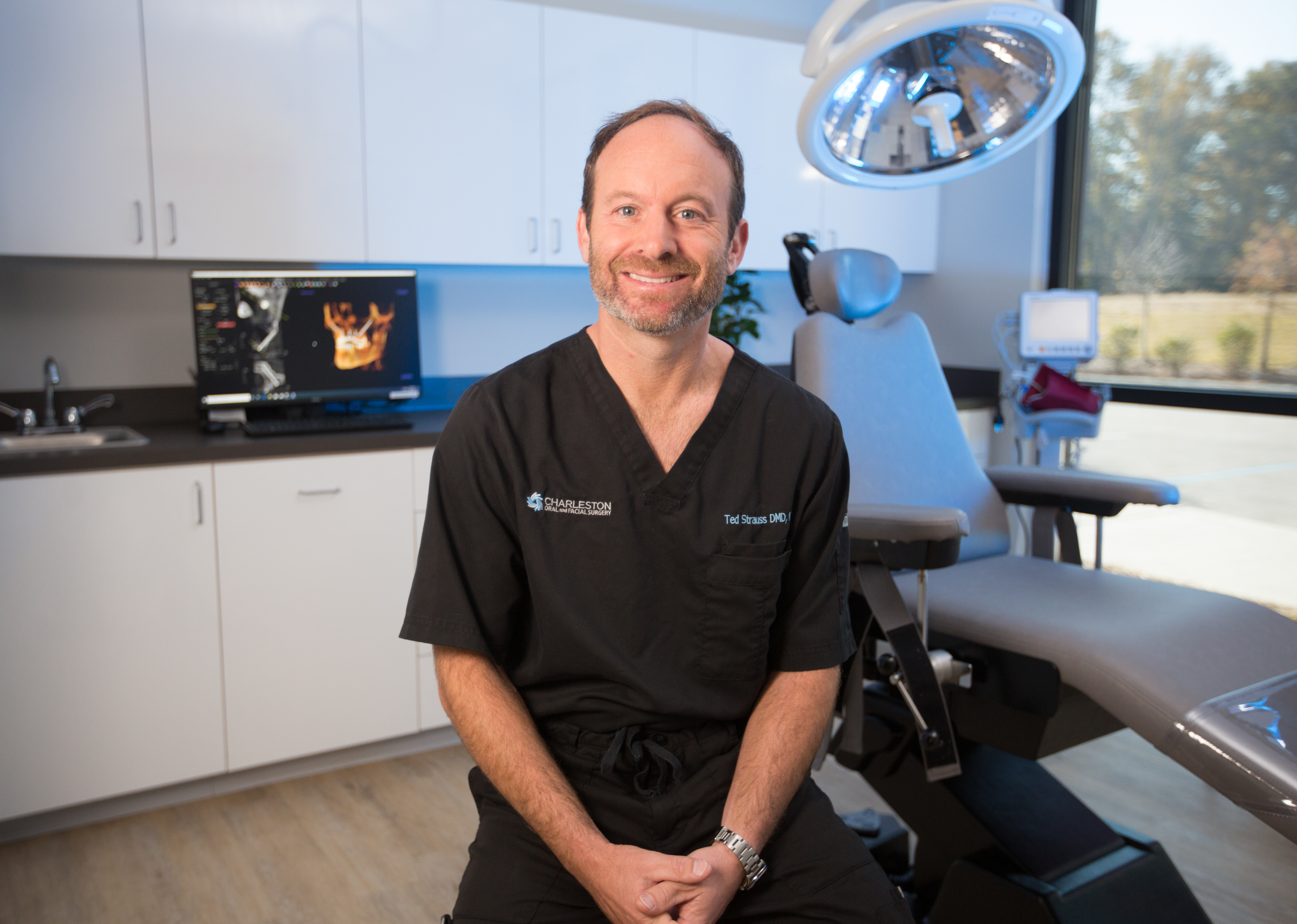 Dr. Edward Strauss, Oral Surgeon