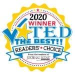2020 readers choice winner